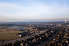 Double Oak, TX Foggy Morning