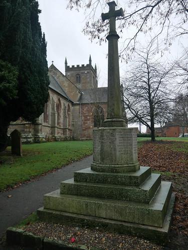 Kempsey Church