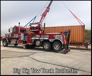 big rig tow mn
