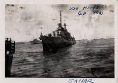 USS Higbee (DD/DDR-806), Gearing-class Destroyer