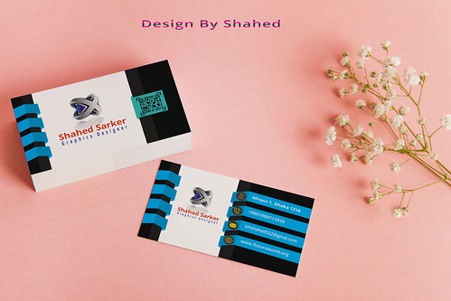 Corporate Creative Business Card
