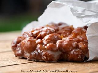 Vegan Donut Gelato - Apple Fritter