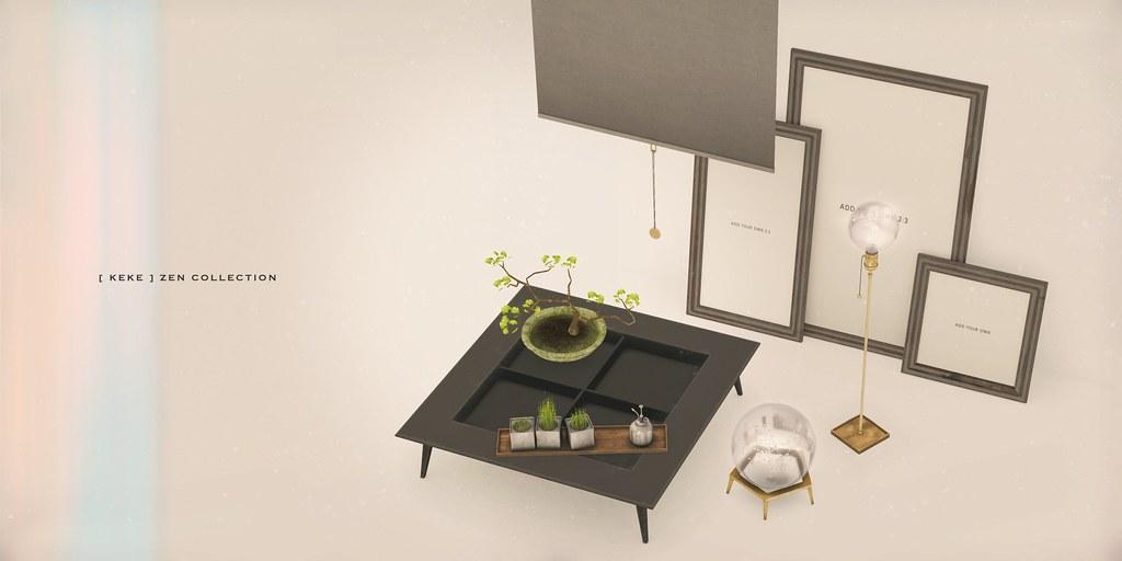 [ keke ] zen collection