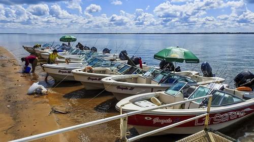 Lanchas de Pesca do La Serena (série com 2 fotos)