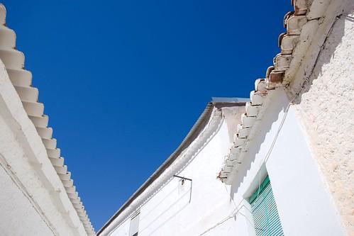 White Eaves, Blue Sky