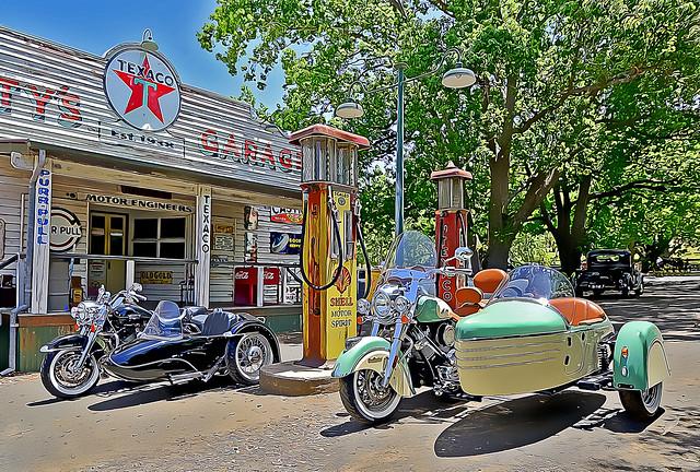 Topp Adventure Sidecars