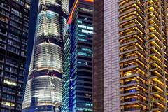 Shanghai #11 - Pudong Buildings