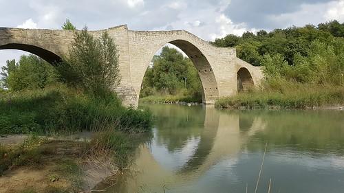 Pont romànic de Capella