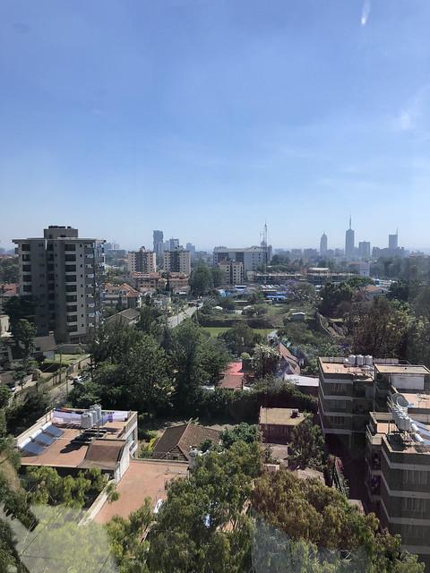 Studyvisit: Nairobi Garage