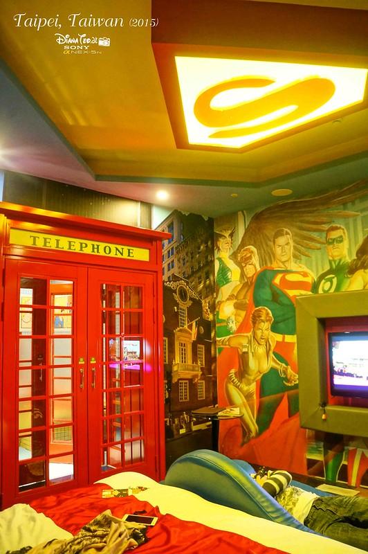 Taiwan - Sato Castle Motel Taipei