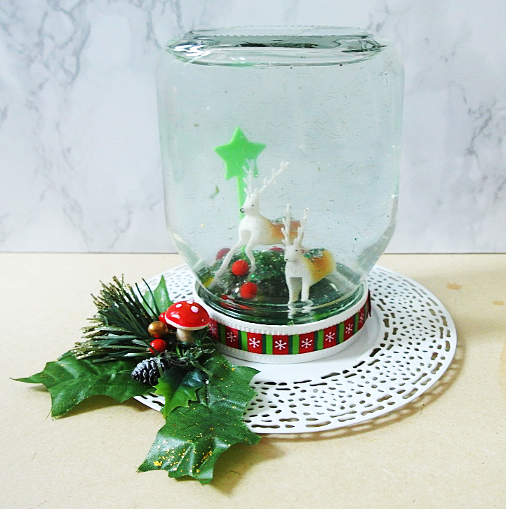 How-to-make-a-snow-globe---tips-and-tricks
