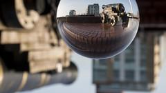 Lensball Cannon Marina