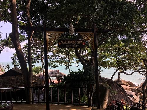 サムイ島 サラロムスパ