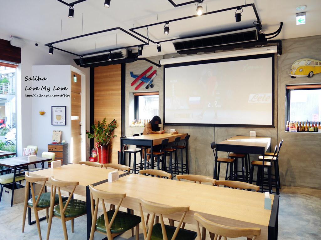 台北中山站咖啡廳下午茶推薦一直是晴天 (1)