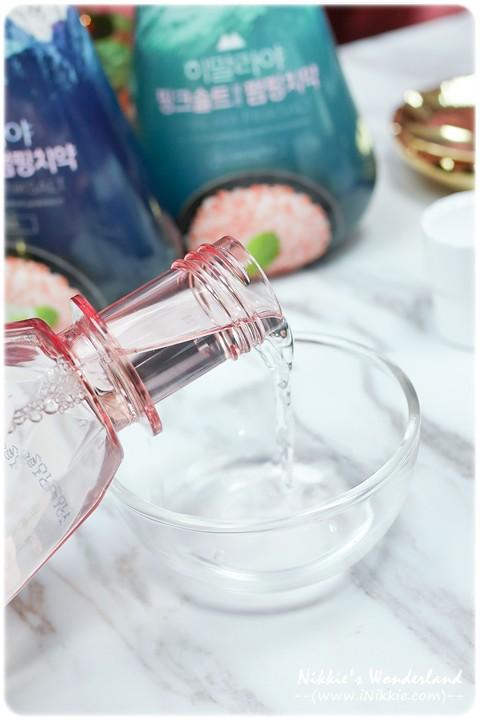 LG 喜馬拉雅粉晶鹽漱口水