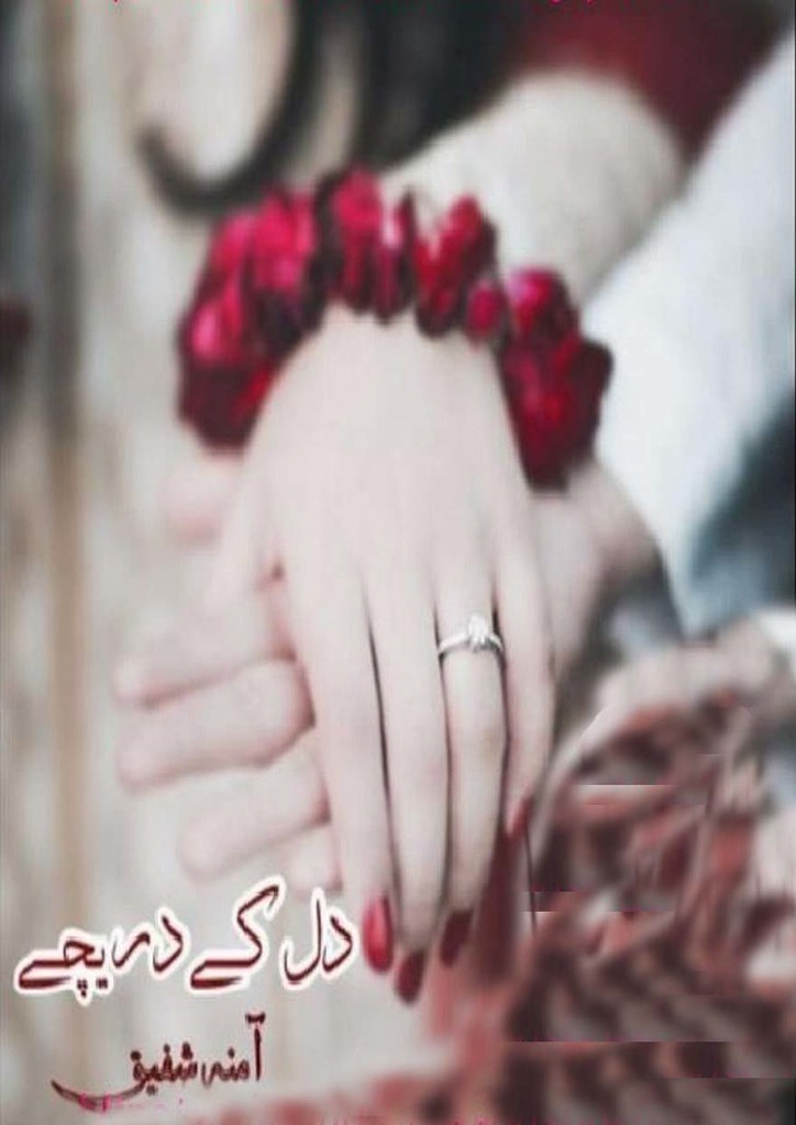 Dil Ke Dareechy is writen by Amna Shafiq; Dil Ke Dareechy is Social Romantic story, famouse Urdu Novel Online Reading at Urdu Novel Collection. Amna Shafiq is an established writer and writing regularly. The novel Dil Ke Dareechy Complete Novel By Amna Shafiq also