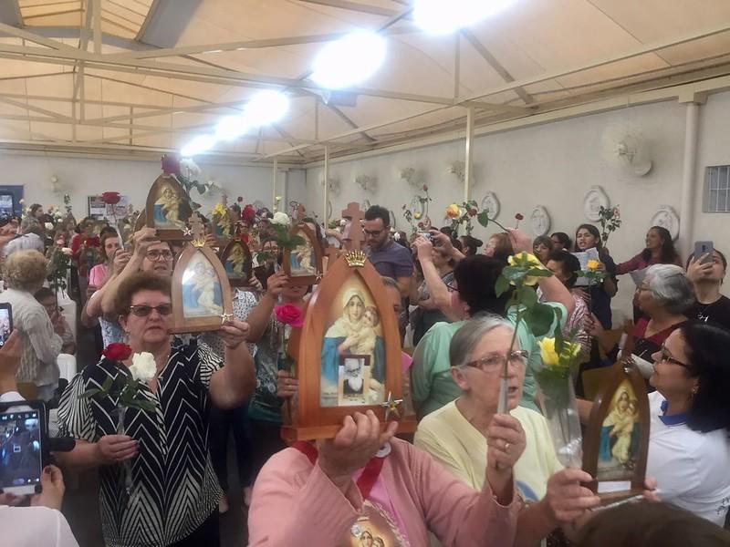 11.11.18- Visita Diocesana ao Santuário da Mãe Rainha