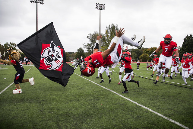 Davidson College Football Saturday