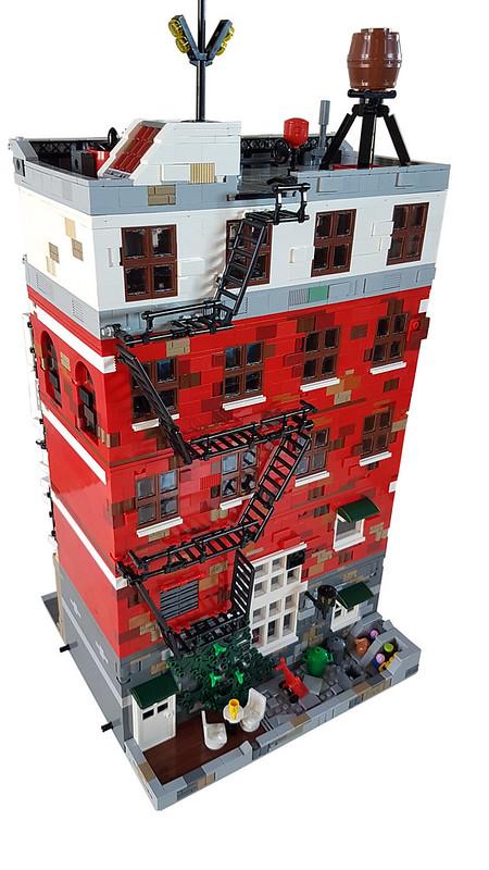 Brick Hotel 2