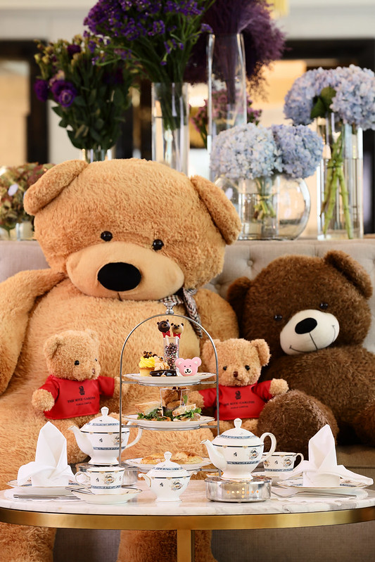 Teddy Bear Afternoon Tea 1