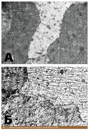 микроструктура стали