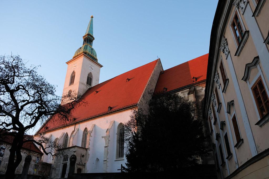 St. Martin's Cathedral, Bratislava, Slovakia