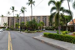 Kona Iron man start Marriot Hotel Big island Hawaii