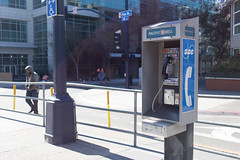 Pacific Bell Payphone