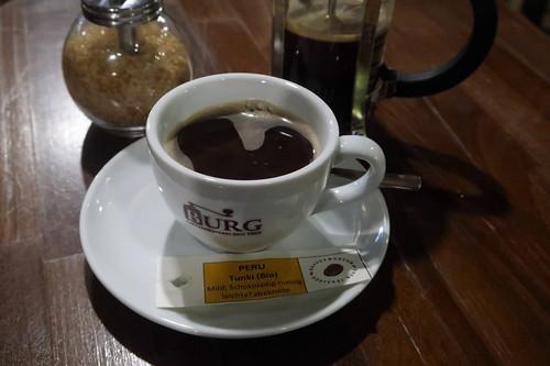 Peru Tunki (Bio) Kaffee
