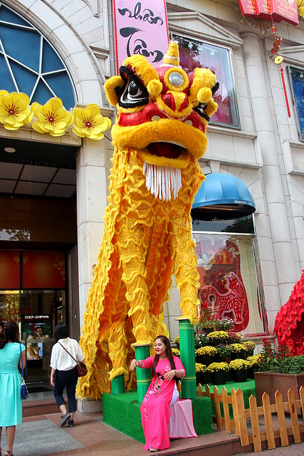 Lion Dance, Canon EOS 600D, Canon EF-S 18-135mm f/3.5-5.6 IS