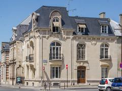 Art nouveau dans le croisement Carnot, Vinetz