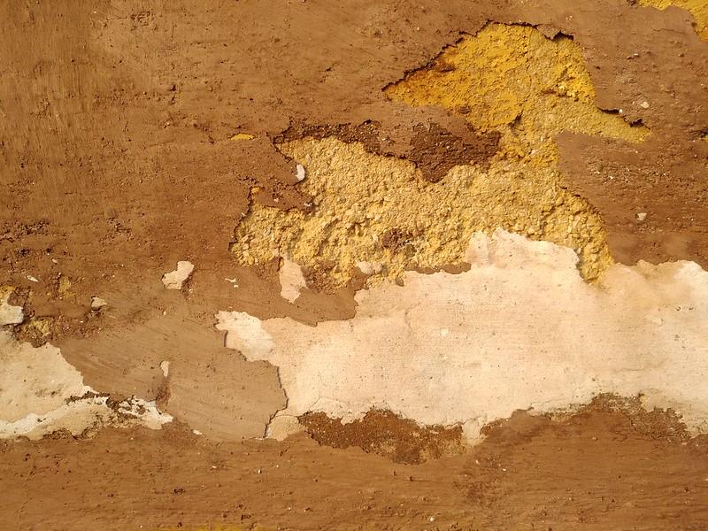 Orange Wall Texture #3