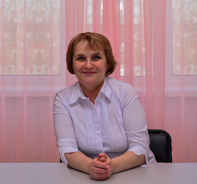 Надежда Евгеньевна Владимирова