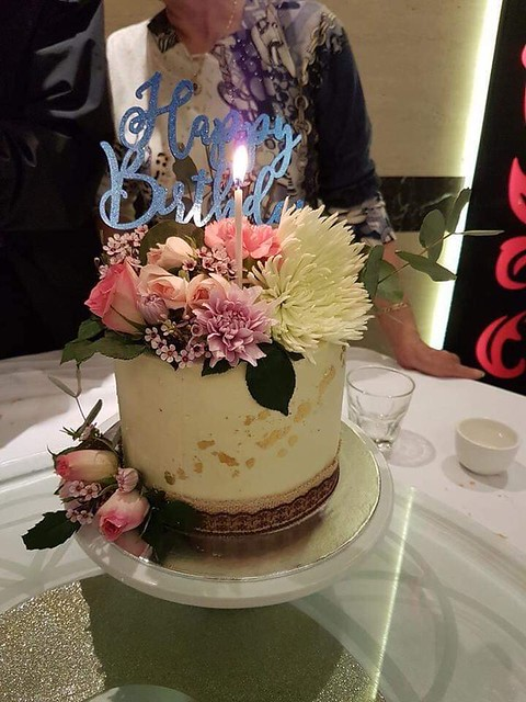 Cake by Sarah Cheng