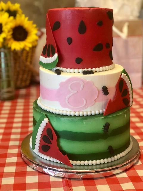 Cake by Honeybee Cake Company
