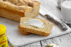 Maple-Mustard Swirled Cornbread 4