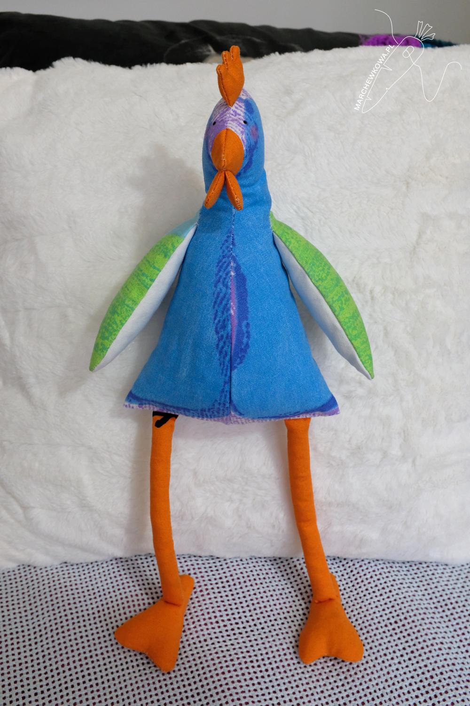 marchewkowa, blog, szycie, sewing, rękodzieło, handmade, zabawki, dla dzieci, maskotki, toy, for kids, kura, chicken, hen