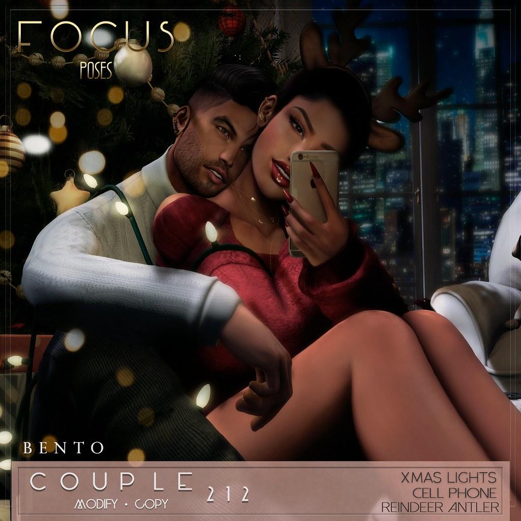 Couple  212 - TeleportHub.com Live!