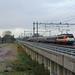 RXP 9901 met trein 39384