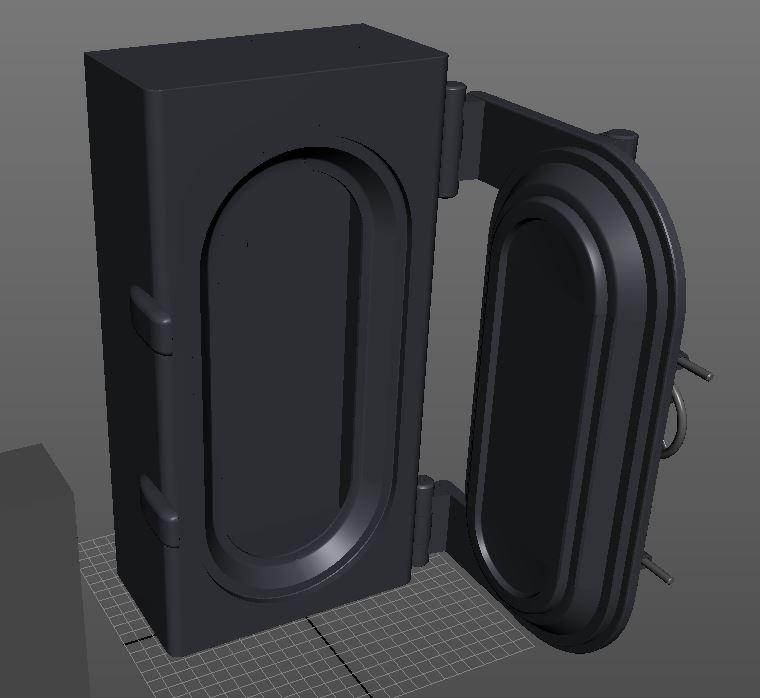 1/6 Scale 89 Batman Armory Custom (3D Print) 44975699705_4e7c8b08d9_o