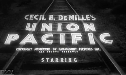 Union Pacific movie title