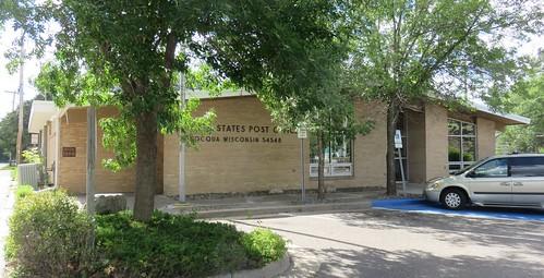 Post Office 54548 (Minocqua, Wisconsin)