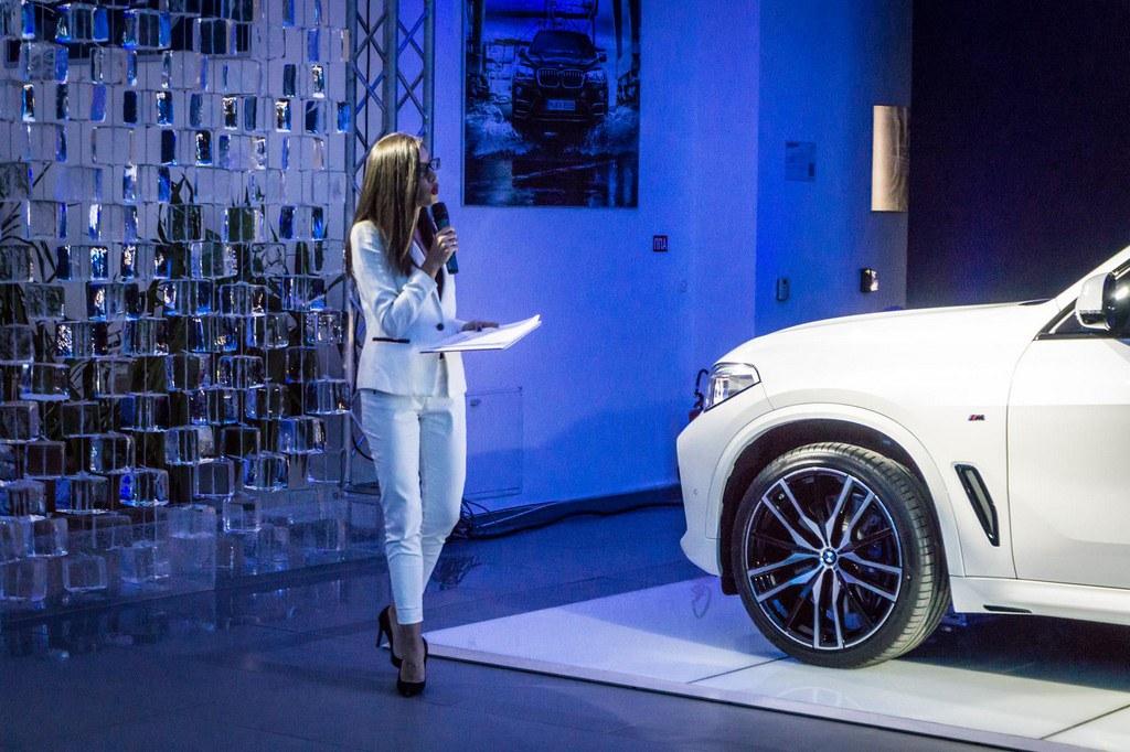 BMW X5 premiera MK7am#