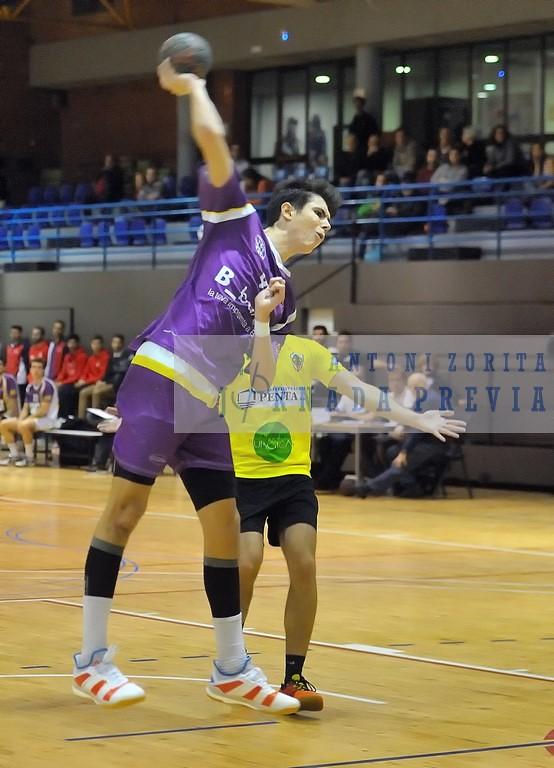 SM Adrianenc B - Handbol Manyanet