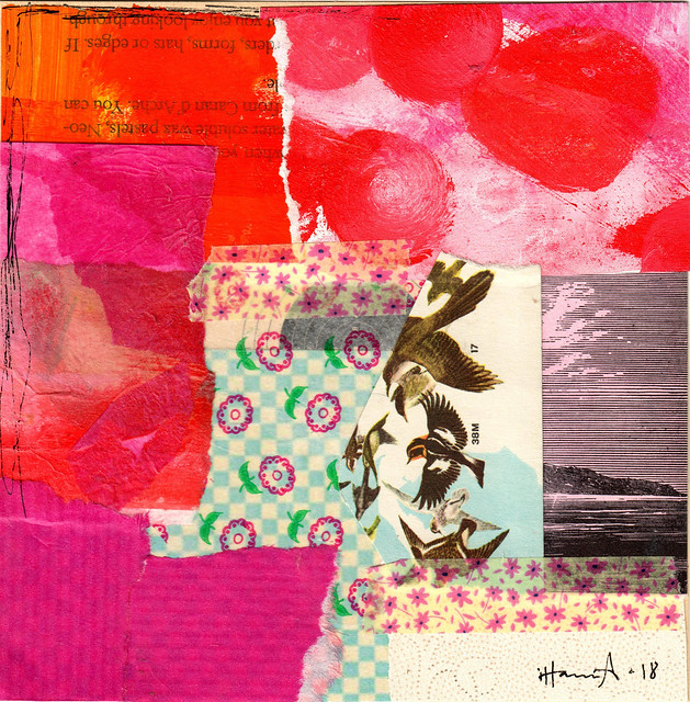 My Creative Dreams - Collage no 319 by iHanna