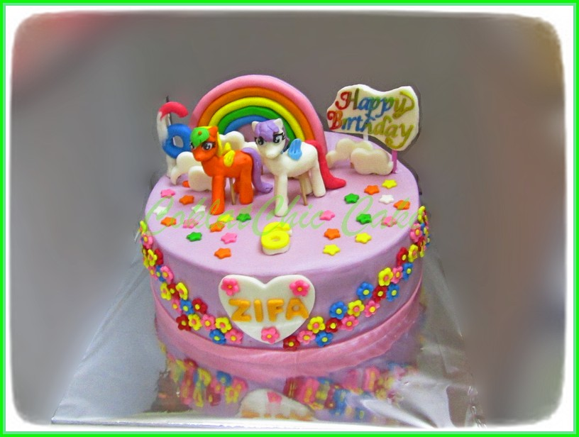 Cake MLP ZIFA 24 cm