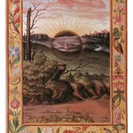 Splendor Solis Plate XIX - The Fifth Treatise, Part I, 1st Chapter