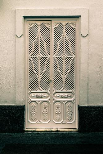White Door in Chiclana