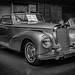 MERCEDES-BENZ 300 S CONVERTIBLE - b&w