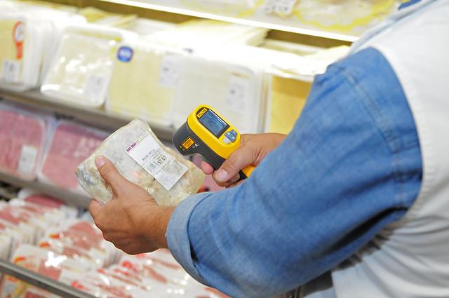 Saúde inspeciona produtos mais consumidos no fim de ano